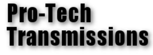 pro-tech transmission logo